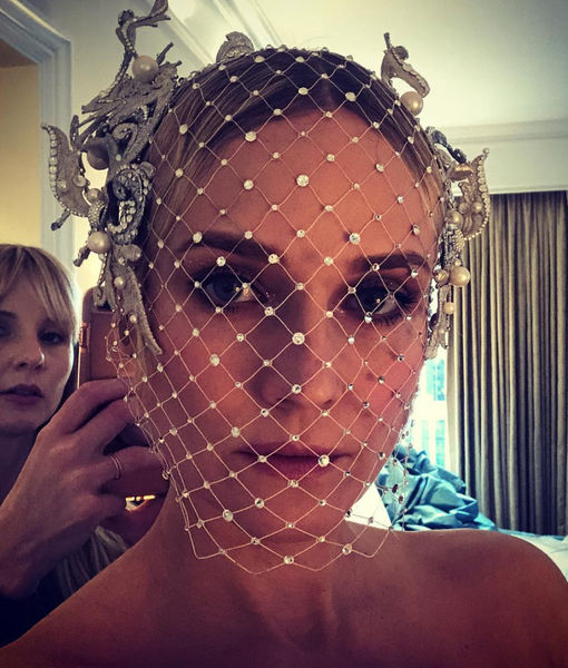How Stars Get Ready for the 2018 Met Gala!
