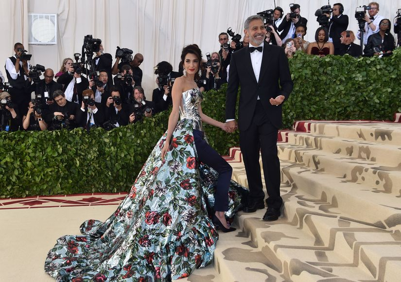 A-List Couple George & Amal Clooney Invited to the Royal Wedding
