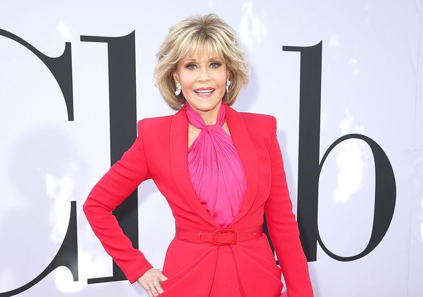 Jane Fonda's Epic Response to Her Nonexistent Dating Life