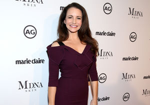 'SATC' Star Kristin Davis Reportedly Adopts Baby Boy