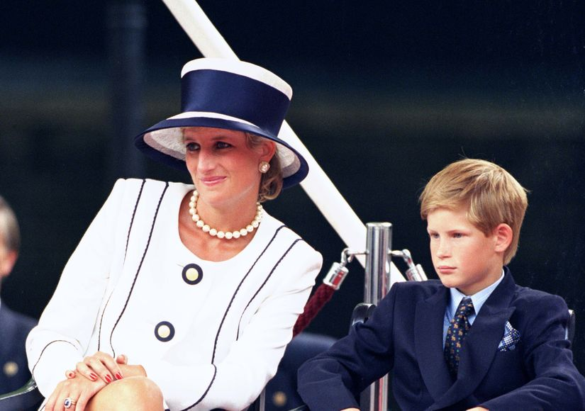 Princess Diana's Former Butler Reveals Her Impact on Prince Harry's Royal…