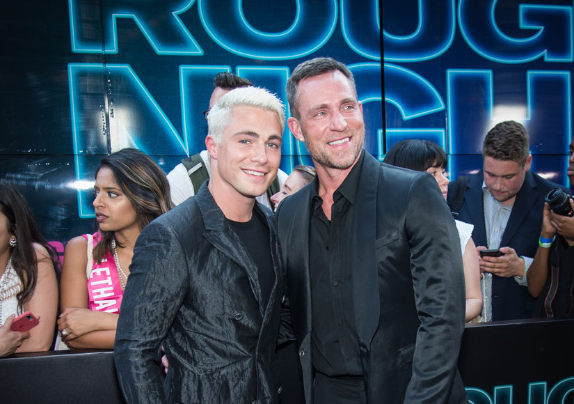 Colton Haynes Files for Divorce from Jeff Leatham After 6 Months of Marriage