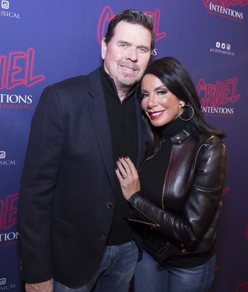 Wedding Pic! Danielle Staub Marries Marty Caffrey