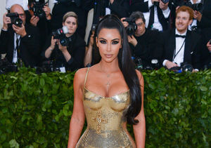 Kim Kardashian Goes Solo at Met Gala — Where Was Kanye West?