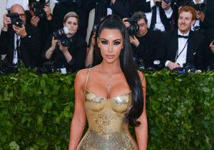 Kim Kardashian Goes Solo at Met Gala — Where Was Kanye West?