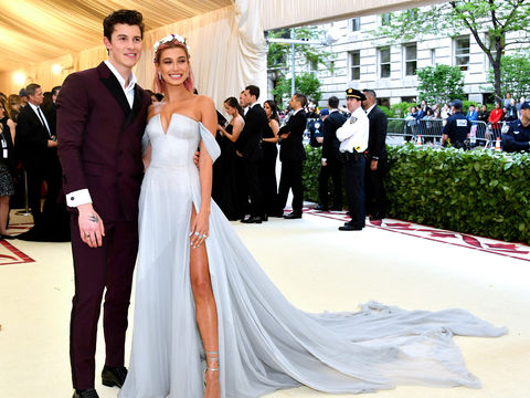 Shawn Mendes Reveals What He Texted Hailey Baldwin After