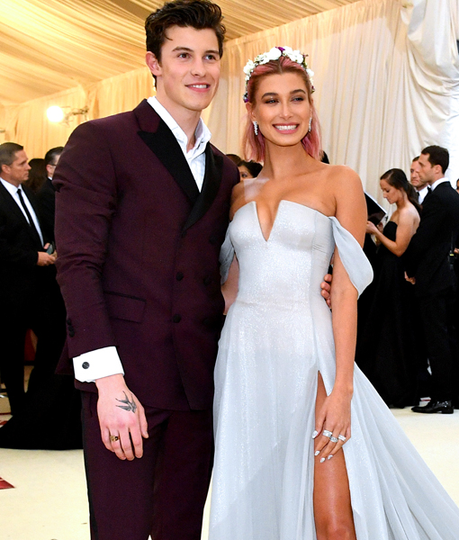 Shawn Mendes Reveals What He Texted Hailey Baldwin After Her…