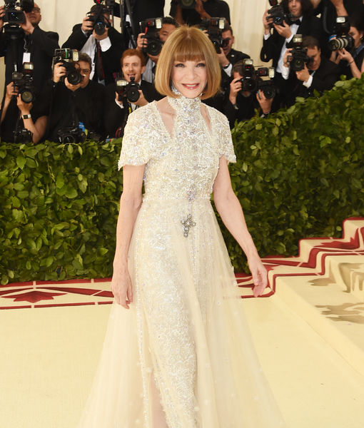 'Extra' Exclusive: Anna Wintour Hopes It's Not Her Last Met Gala