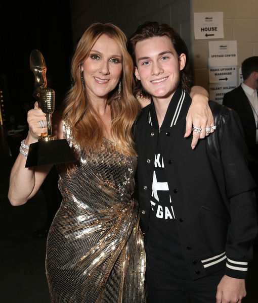 Céline Dion's Son René-Charles Is Taking On Music — Find Out His Stage…