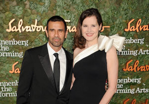 Geena Davis' Husband Reza Jarrahy Files for Divorce