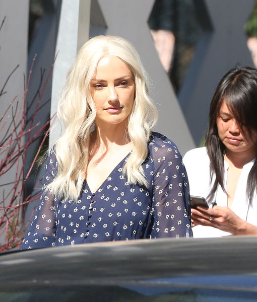 Pic! Minka Kelly's Platinum-Blonde Transformation