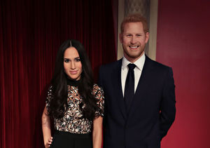 Madame Tussauds Unveils First Meghan Markle Wax Figure Ahead of Royal Wedding