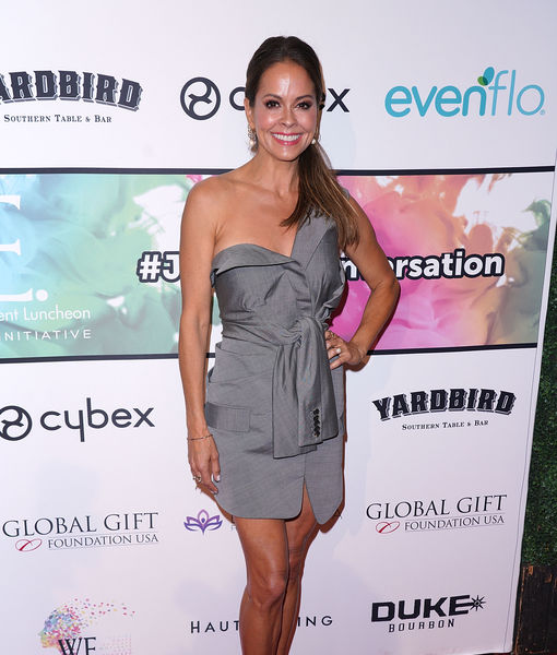 How Brooke Burke Is Embracing 'Unfamiliar' Change After David Charvet Split