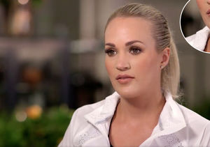 Carrie Underwood's First TV Interview About Gruesome 'Freak…