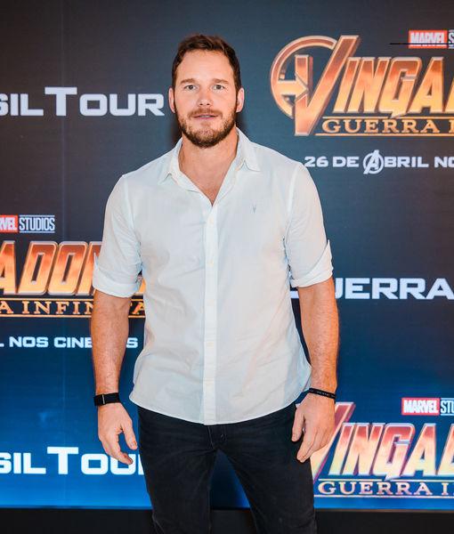 Chris Pratt Set to Receive Generation Award at MTV Movie & TV Awards 2018