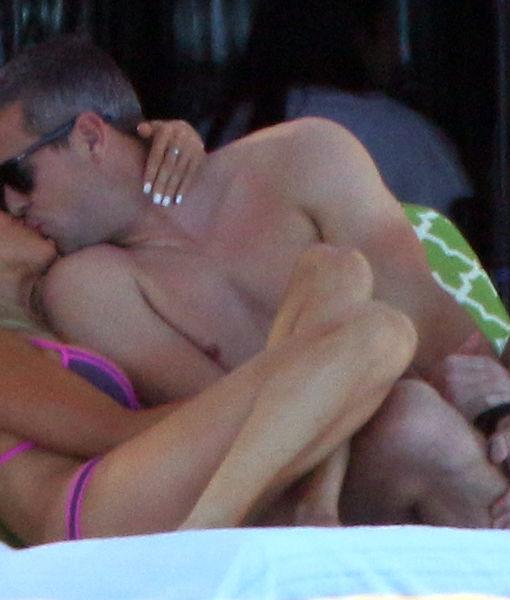 Kissing Pics of Christina El Moussa & Ant Anstead's Romantic Getaway in…