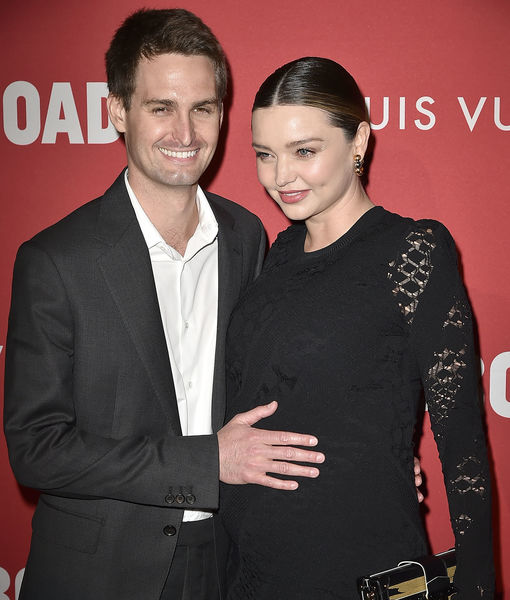 Miranda Kerr & Evan Spiegel Welcome Baby Boy! Find Out His Name