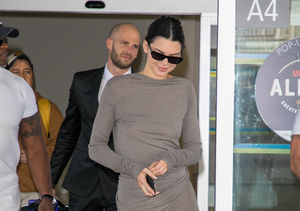 Kendall Jenner Suffers Wardrobe Malfunction in Cannes