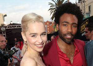 Donald Glover & Emilia Clarke Reflect on Growing Up with 'Star Wars'