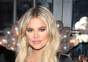 Khloé Kardashian Posts First Video of True!