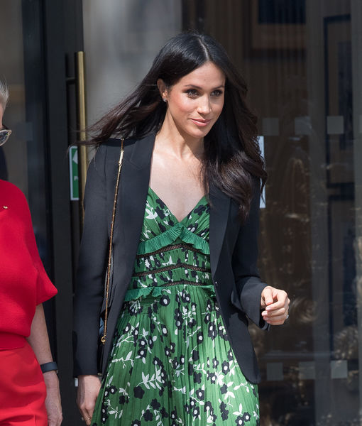 Rumor Bust! Meghan Markle Is Not Starving Herself Ahead of Royal Wedding