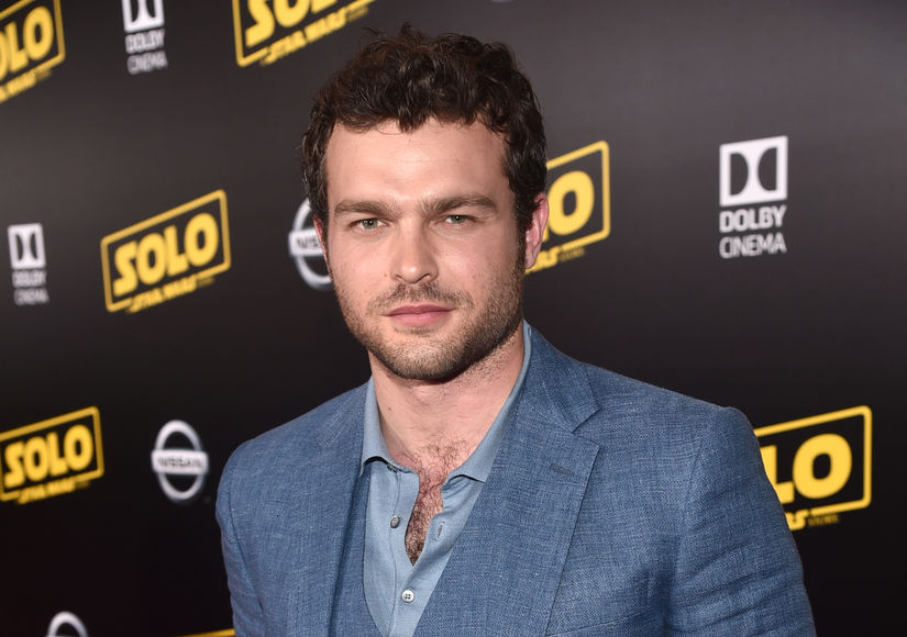 Alden Ehrenreich on the Pressure of Playing Han Solo