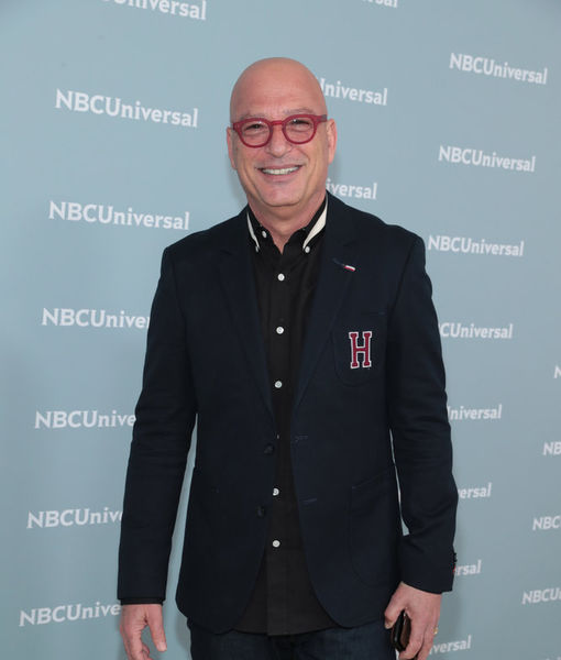 LOL! How Howie Mandel Has Physically Changed in 10 Years