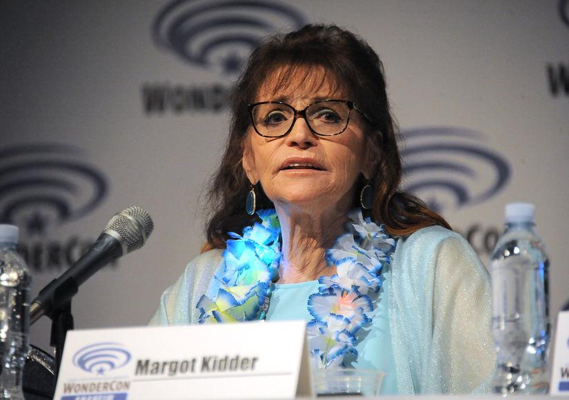 'Superman' Actress Margot Kidder Dead at 69