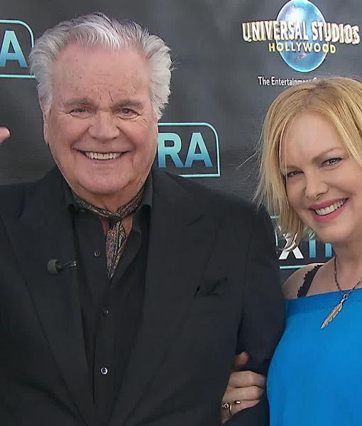 Robert Wagner's Daughter Katie Dishes on Her Famous Hunky Babysitters