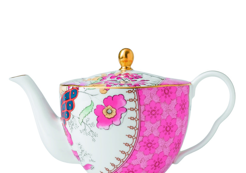 Royal Wedding Countdown! Win a Wedgwood Butterfly Bloom Teapot from GREAT Britain