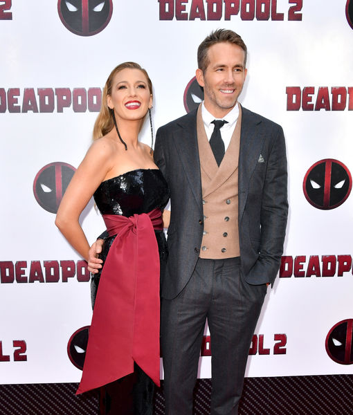 Blake Lively Reveals Ryan Reynolds' Alter Ego, Plus: Why She's Apologizing to Garth Brooks