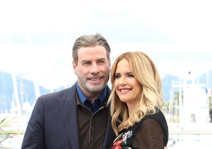 John Travolta & Kelly Preston on Working Together on 'Gotti'