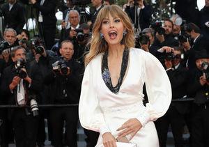 Petra Nemcova Suffers Major Wardrobe Malfunction on the Cannes Red Carpet