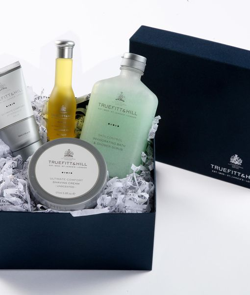 Royal Wedding Countdown! Win Truefitt & Hill's Ultimate Comfort Gift Set…