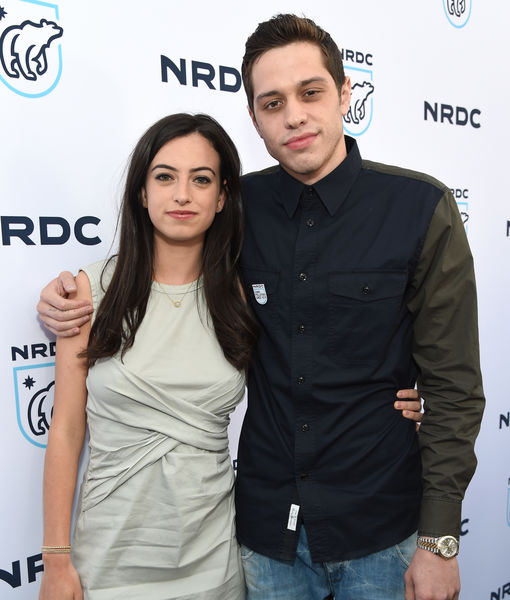 Pete Davidson & Cazzie David Split