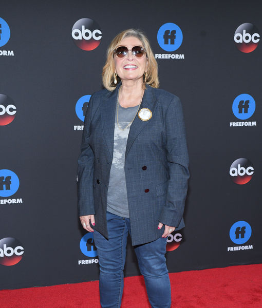 Roseanne Barr Responds to Bill Maher's Criticism of Her Show