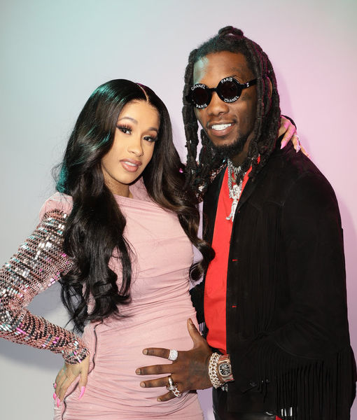 Cardi B & Offset Welcome Baby Girl — Find Out Her Name!