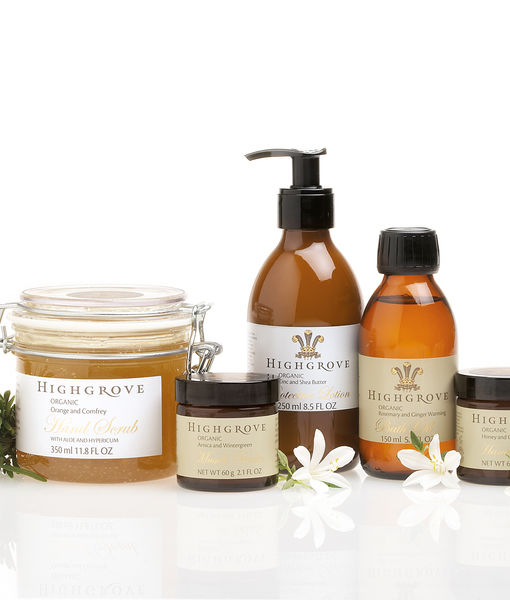 Royal Wedding Countdown! Win a Highgrove Gift Set from The Organic Pharmacy