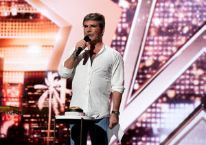 'Extra' Exclusive: How Simon Cowell's Son Motivates Him