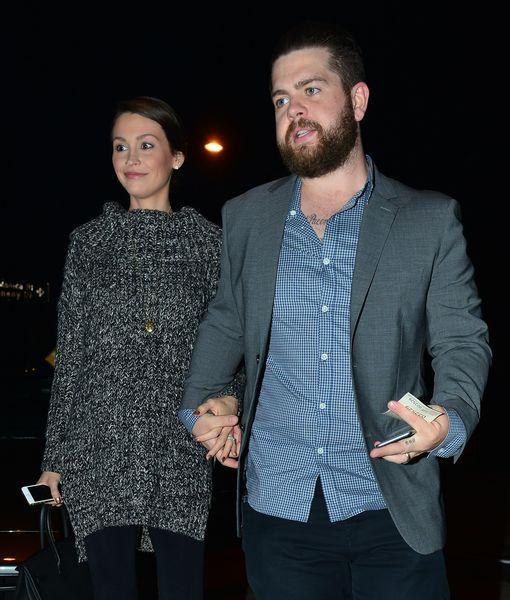 Jack Osbourne & Wife Lisa Stelly Split