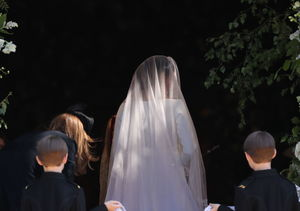 The Meaning Behind Every Flower on Meghan's To-Die-For Veil