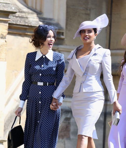 Priyanka Chopra's Personal Message to Friend Meghan Markle