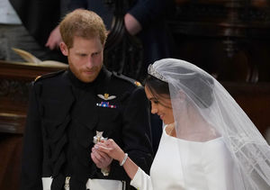 Prince Harry & Meghan Markle's Royal Wedding