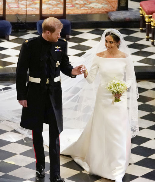'Extra' Breakdown of Royal Wedding Fashion