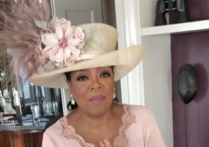 Oprah Reveals Last-Minute 'Dressgate' at Royal Wedding!