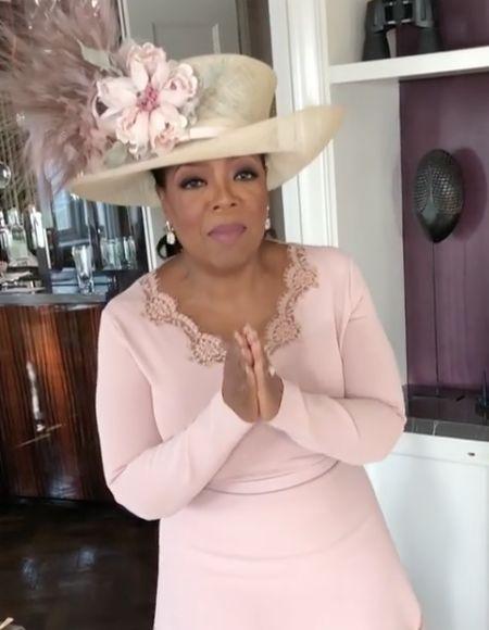 Oprah Reveals Last-Minute 'Dressgate' at Royal Wedding!