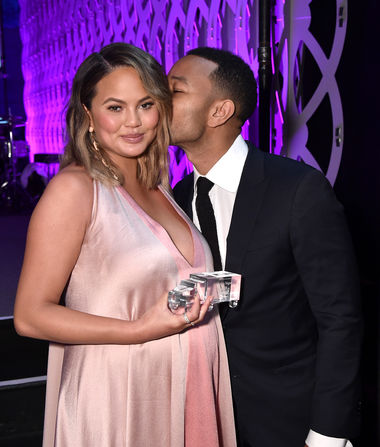 Chrissy Teigen & John Legend's Baby Boy: First Pic and Name Reveal
