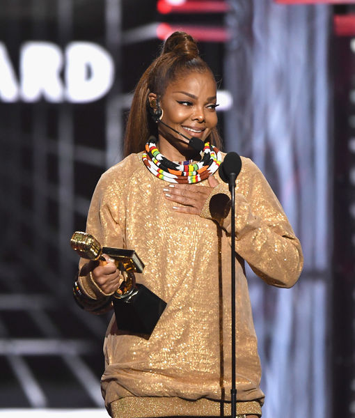 Janet Jackson Performs on the BBMAs, Cites #MeToo Movement in Speech