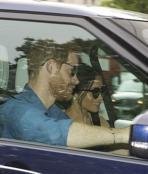 Where? Newlyweds Prince Harry & Meghan Markle Spotted After Royal Wedding…