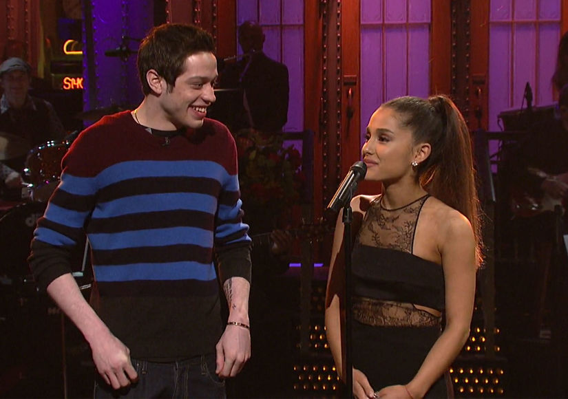 Ariana Grande & Pete Davidson Are Reportedly Dating